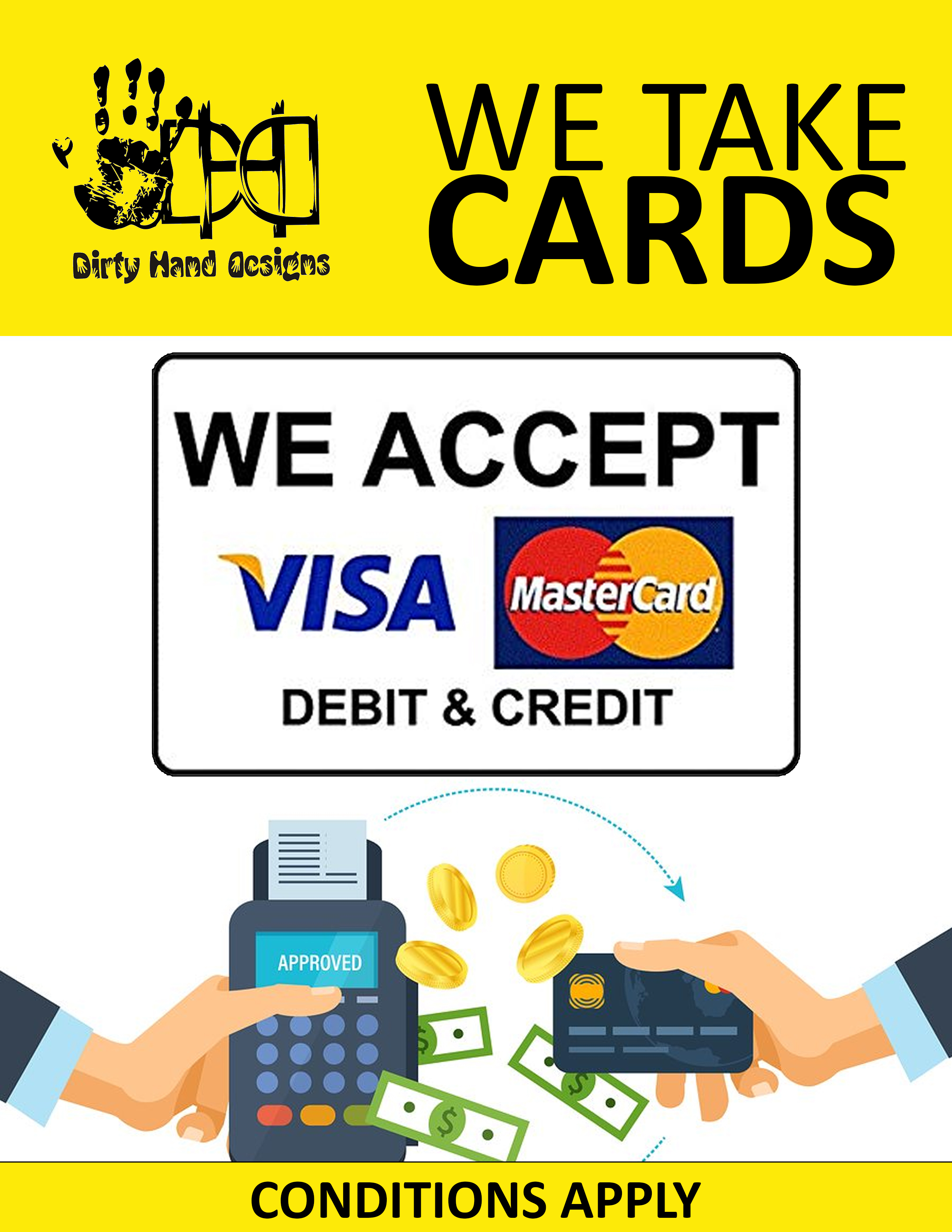 Receive credit card payments online free